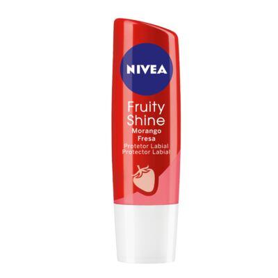 Imagem 1 do produto Nivea Lip Care Morango 48g