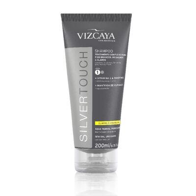 Imagem 2 do produto Kit Vizcaya Silver Touch Shampoo 200ml + Condicionador 200ml