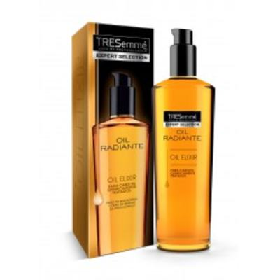 Elixir Oil Radiante para Cabelos Quimicamente Tratados TRESemmé 98ml