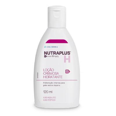 Imagem 3 do produto Nutraplus 8% Loção Hidratante 120ml