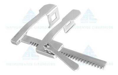 Imagem 1 do produto AFASTADOR FINOCHIETTO ABC - BABY 18X22 8CM