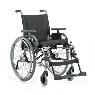 Imagem 1 do produto Cadeira de Rodas Taipu Prata Jaguaribe