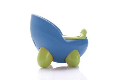 Imagem 3 do produto Troninho Infantil 2 Em 1 Learn Style Azul Multikids Baby - BB203