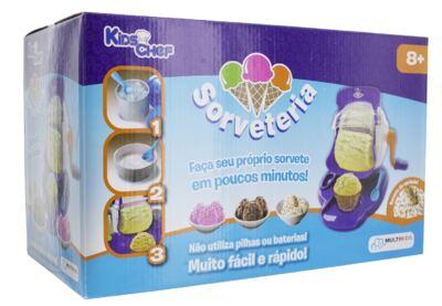 Imagem 2 do produto Kids Chef Sorveteria  - BR364