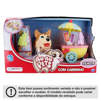 Imagem 6 do produto Au Au Pets Com Carrinho - BR542