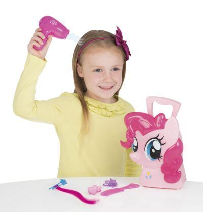 My Little Pony Maleta Pikie Pie Cabeleleira - BR376