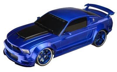 Imagem 2 do produto Carrinho Controle Remoto XQ- Mustang Boss  1:18 - BR456