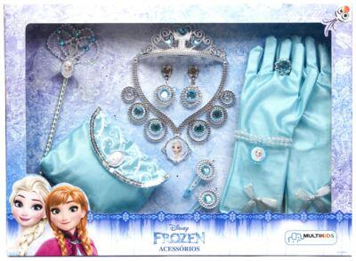Imagem 1 do produto Acessórios Frozen Kit 12 Peças - BR617