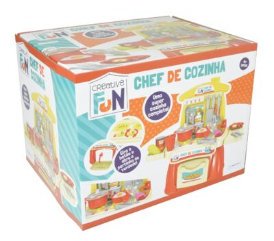 Imagem 6 do produto Creative Fun Chef de Cozinha - BR679