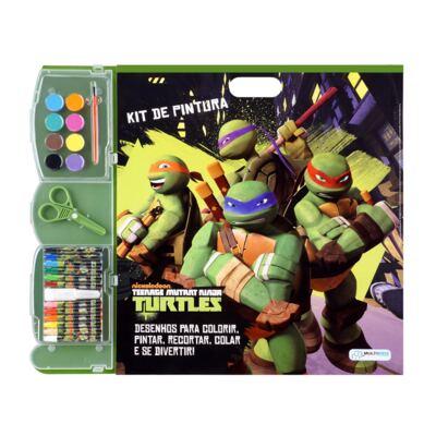 Imagem 1 do produto Kit de Pintura Tartarugas Ninja - BR066