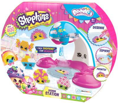 Beados Shopkins Design Station - BR577