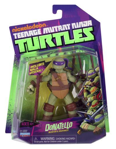 Imagem 2 do produto Tartarugas Ninja Boneco Donatello 12 cm - BR030B