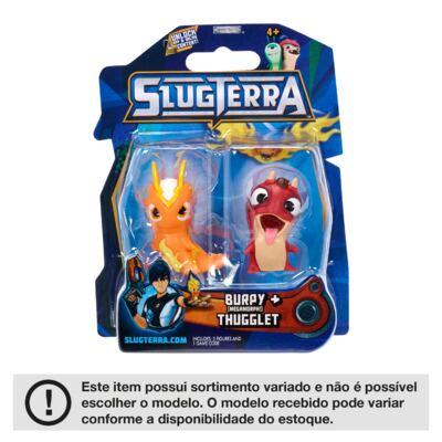 Imagem 6 do produto Slugterrâneo 2 Bonecos Série 4 - BR117