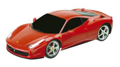 Imagem 1 do produto Carrinho Controle Remoto XQ - Ferrari 458 Italia - 1:24 - BR436