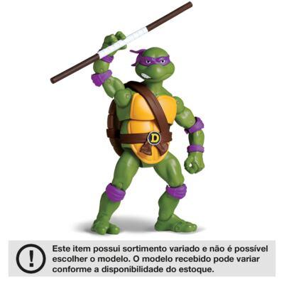 Imagem 2 do produto Tartarugas Ninja Figura Retrô - BR032