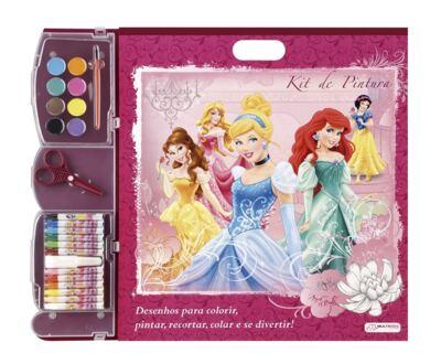 Kit de Pintura Princesas - BR057