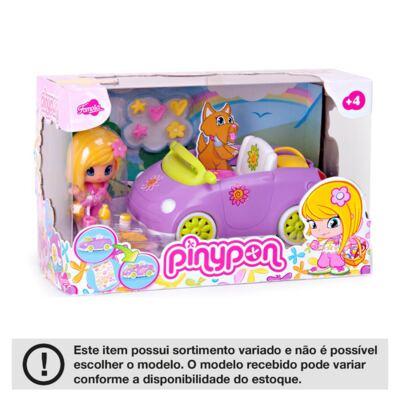 Imagem 2 do produto Pinypon Carro - BR189