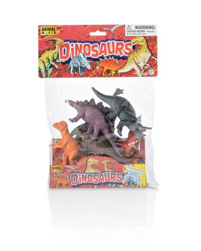 Boneco Dinossauros 15 cm  - BR354