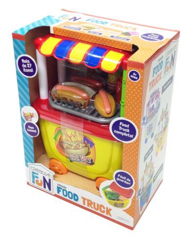 Imagem 3 do produto Creative Fun Food Truck Hot Dog - BR581