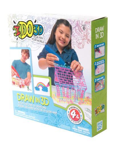 I Do 3D - 4 Canetas - BR488