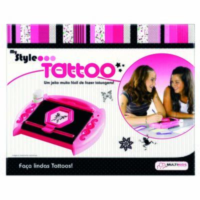 Imagem 2 do produto My Style Tatoo - BR014