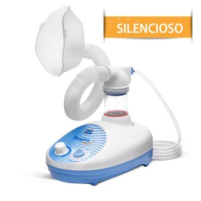 Imagem 2 do produto Inalador Ultrassônico NS Respiramax Bivolt Automático