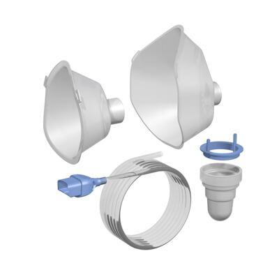Imagem 3 do produto Inalador Ultrassônico NS Respiramax Bivolt Automático