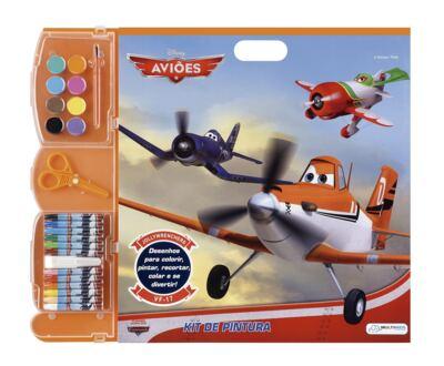 Kit de Pintura Avioes - BR060
