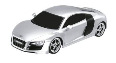 Carrinho Controle Remoto XQ - Audi R8 - 1:18 - BR440