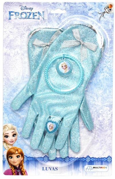 Imagem 1 do produto Acessórios Frozen - Luvas Anel e Pulseira - BR616