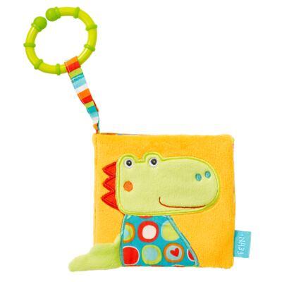 Baby Fehn - Livro de Pelúcia Dinoussauros - BR329