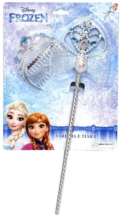 Imagem 1 do produto Acessórios Frozen - Coroa e Varinha - BR618