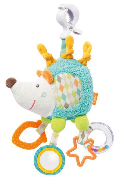 Imagem 1 do produto Porco espinho com atividades e prendedor Multikids baby- BR701
