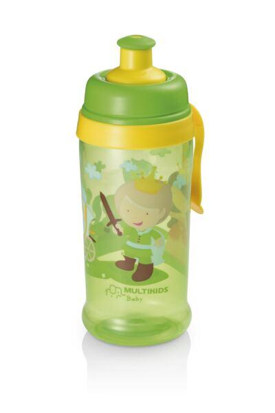 Imagem 2 do produto Copo Squeeze Grow Verde 36m+ Multikids Baby - BB033
