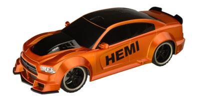 Imagem 1 do produto Carrinho Controle Remoto XQ - Dodge Charger - 1:18 - BR457
