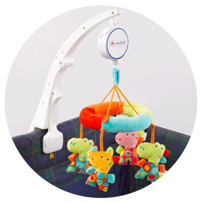 Imagem 2 do produto Baby Fehn - Móbile Musical de Viagem - BR328