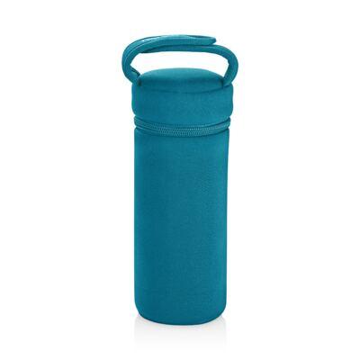 Imagem 1 do produto Porta Mamadeiras Térmico Azul Multikids Baby - BB283