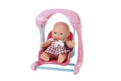 Mami Baby Boneca com Bebê Conforto - BR658