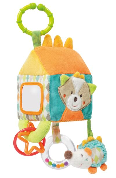 Casa de atividades com prendedor Multikids baby  - BR705