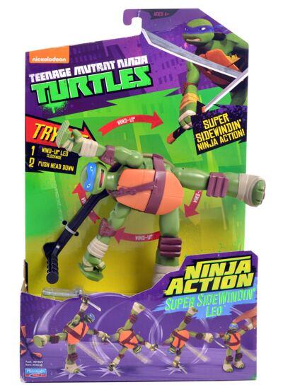 Imagem 3 do produto Tartarugas Ninja Action Leonardo - BR286A