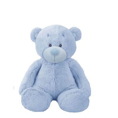 Pelúcia Bonnie Bear 30Cm Azul Multikids - BR166