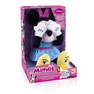 Pelúcia Minnie Booh Multikids - BR232