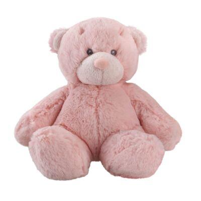Imagem 1 do produto Pelúcia Rosa Bonnie Bear 20 Cm Multikids - BR168