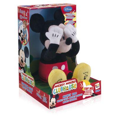 Imagem 1 do produto Pelúcia Mickey Booh Multikids - BR229
