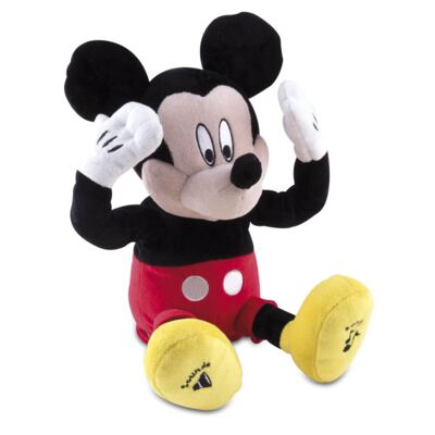 Imagem 2 do produto Pelúcia Mickey Booh Multikids - BR229