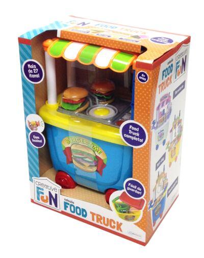 Imagem 3 do produto Creative Fun Food Truck Hamburguer - BR579