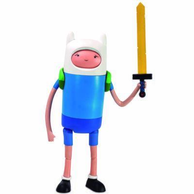 Boneco Adventure Time Jack e Finn deluxe Multikids - BR004
