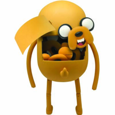Imagem 3 do produto Boneco Adventure Time Jack e Finn deluxe Multikids - BR004