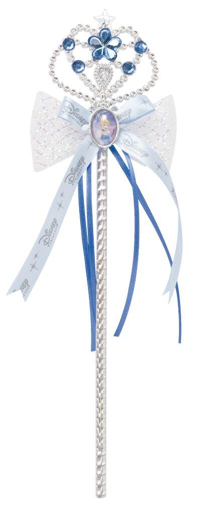 Imagem 2 do produto Acessórios Princesas Cinderella - Coroa e Varinha - BR633