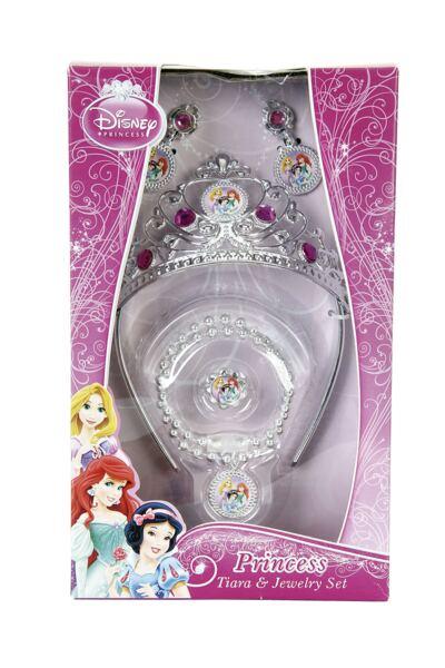Imagem 1 do produto Acessórios Princesas - Coroa e Joias Deluxe - BR630